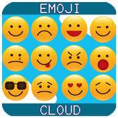 Emoji Cloud icon