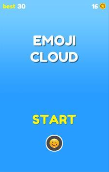 Emoji Cloud poster