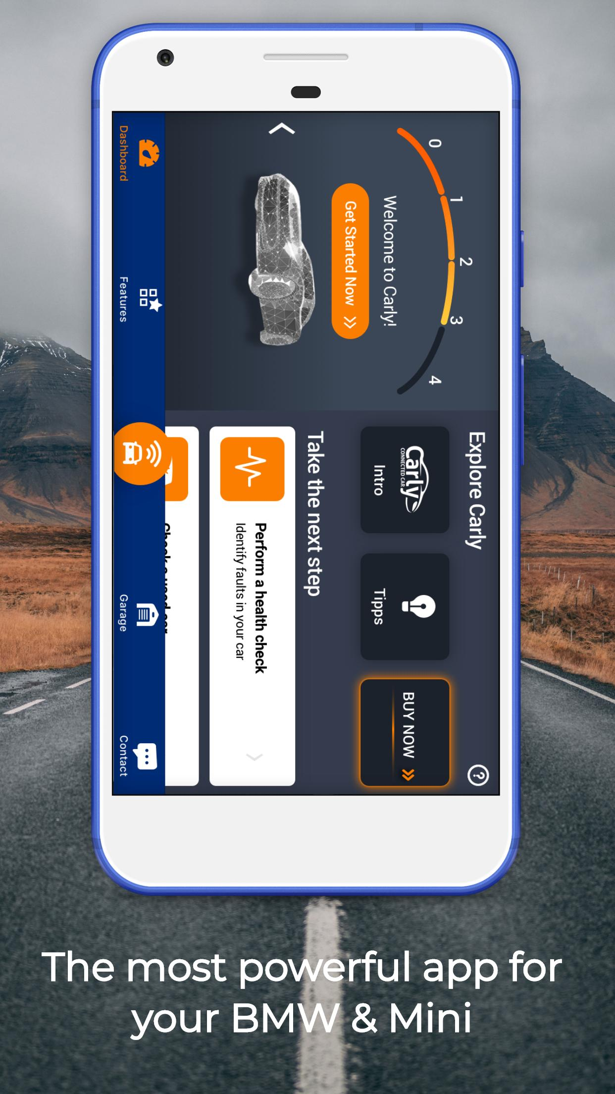 Carly for BMW & Mini for Android - APK Download