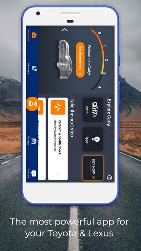 Carly for Toyota & Lexus for Android - APK Download