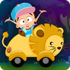 ikon Game balap anak-anak yang Menyenangkan