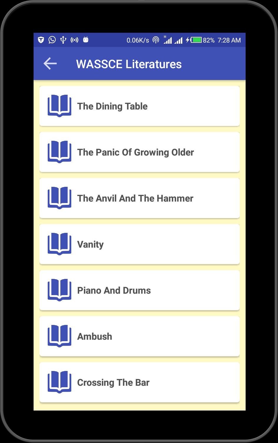 2019 WAEC SSCE APP (By TestDriller) for Android - APK Download