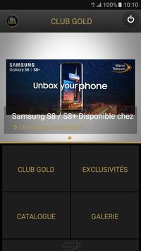 Club Gold screenshot 2
