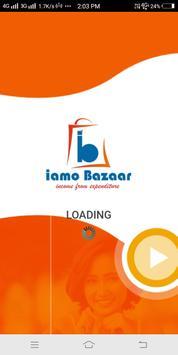 IAMO BAZAAR poster