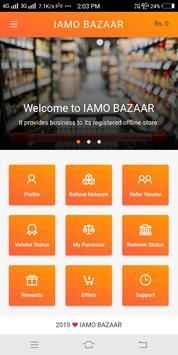 IAMO BAZAAR screenshot 2