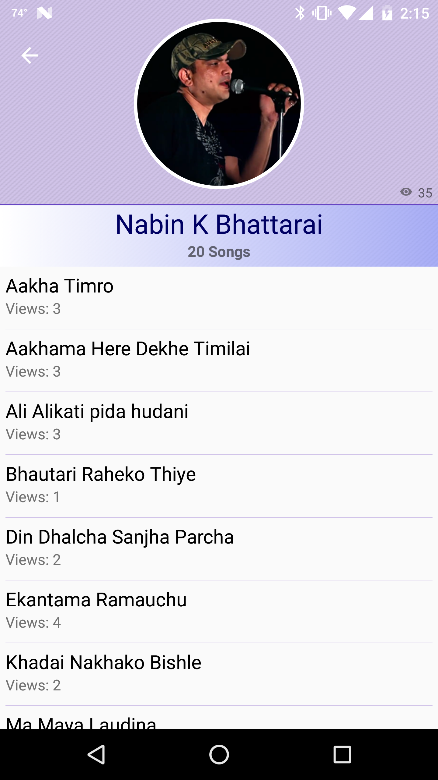 Nepali Songs Lyrics and Chords APK 15.15 Download for Android ...