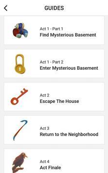 Walkthrough & Guide for Neighbor Game poster