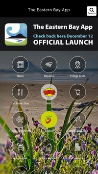 The Eastern Bay App poster