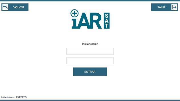iAR SAT screenshot 1