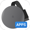 Apps for Chromecast-icoon