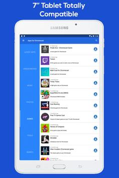Apps for Chromecast screenshot 6