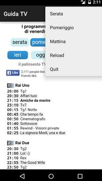 Guida TV ITALIA screenshot 2