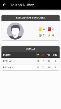 Copa Complejo Valle Beraca screenshot 2