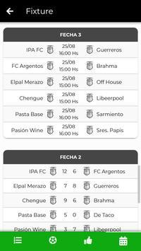 Copa Complejo Valle Beraca screenshot 3