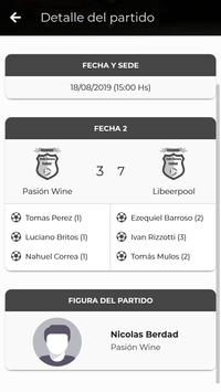 Copa Complejo Valle Beraca screenshot 4