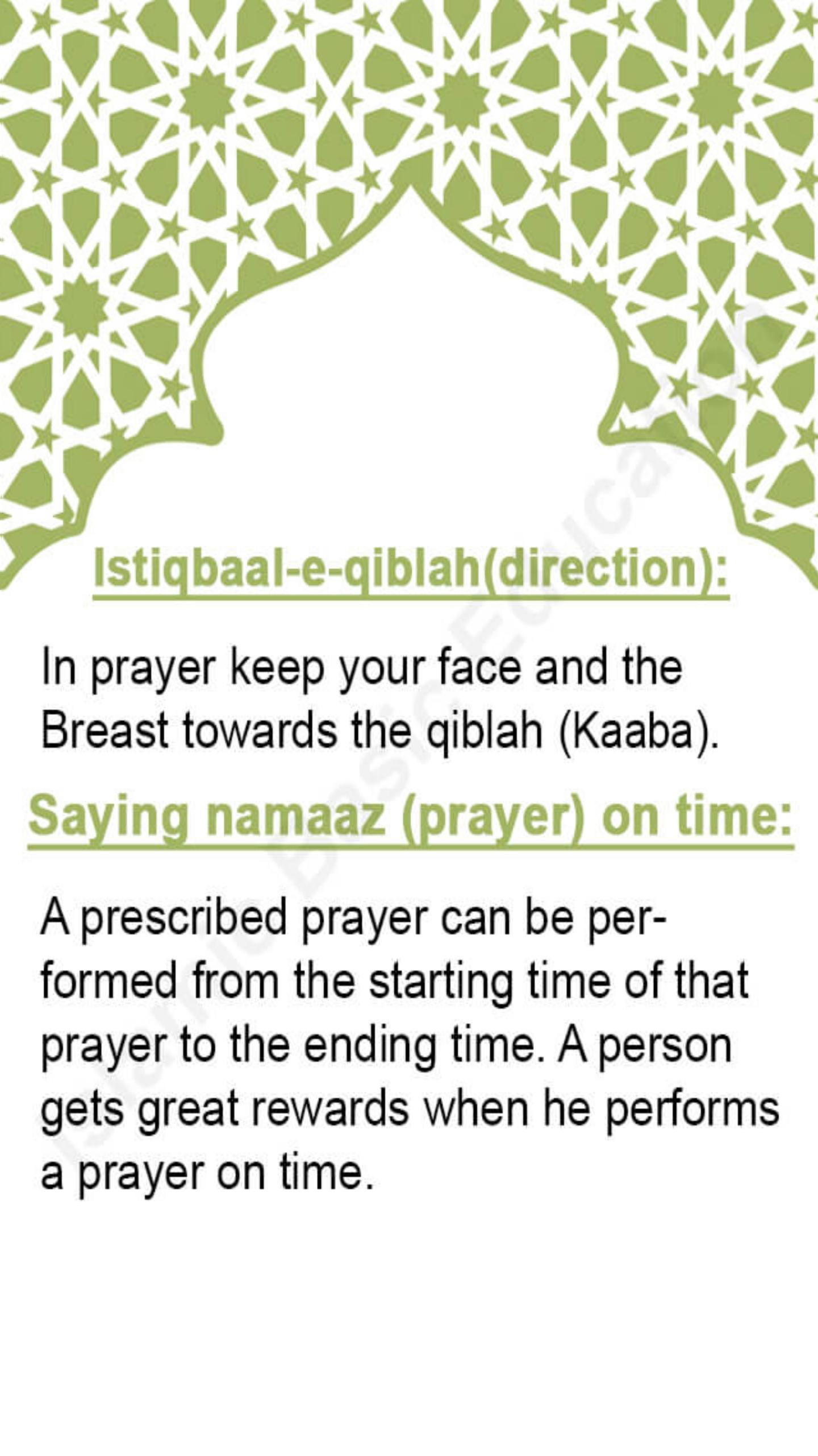 Learn Namaz in English + Audio for Android - APK Download
