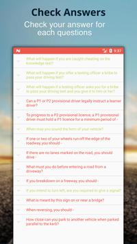 Drivio - Australian road rules and theory tests screenshot 4
