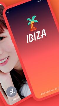 Ibiza:ビデオ通話アプリ - Ibiza Video Chat スクリーンショット 1