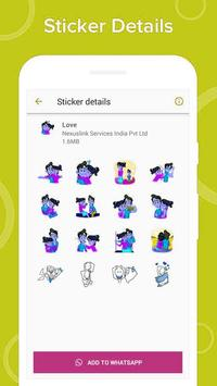 WAStickerApps - Ultimate Sticker Pack screenshot 1