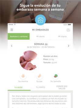 Mi embarazo al día: Seguimiento y control screenshot 10