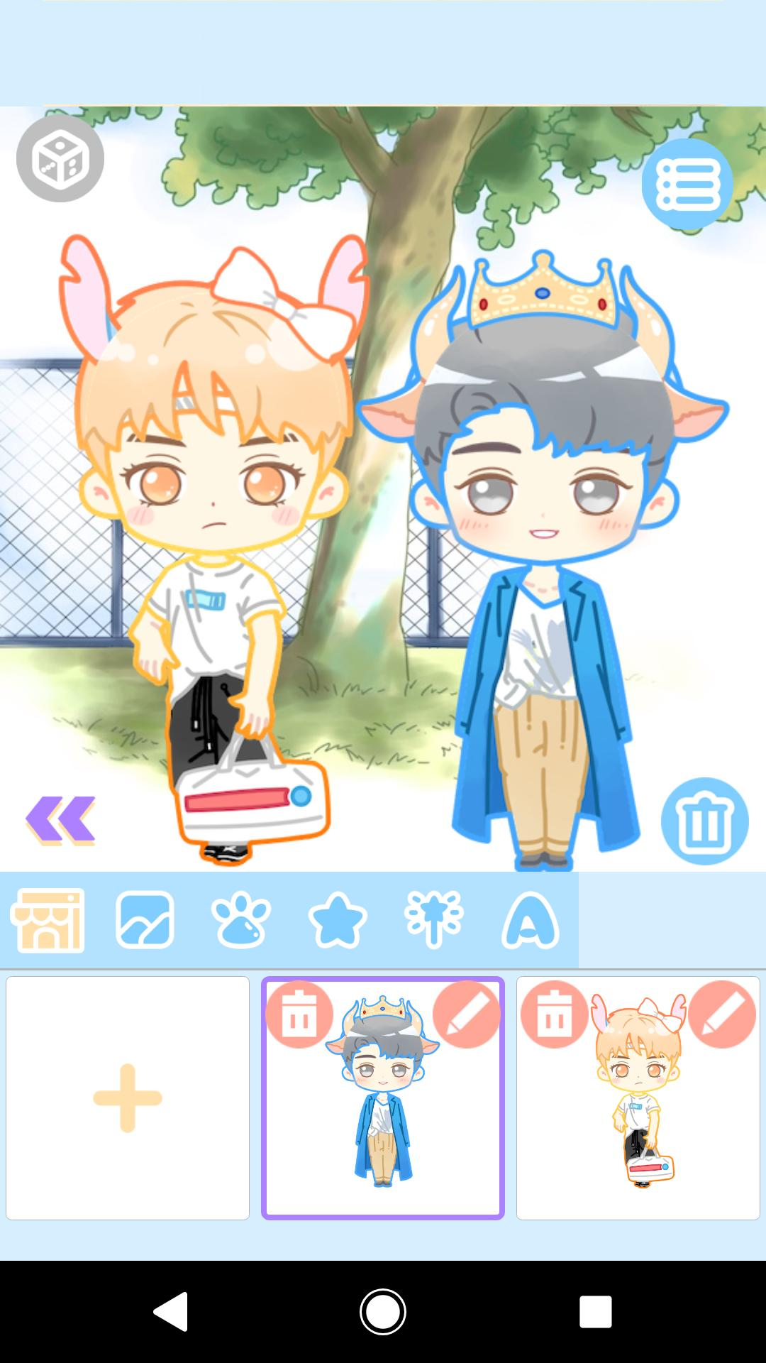 Unnie & Oppa Avatar Maker for Android - APK Download