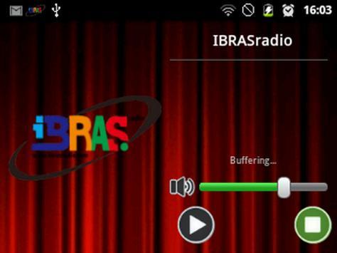 IBRASradio screenshot 1
