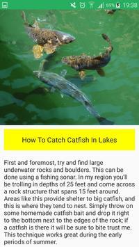 Catfish Fishing screenshot 1