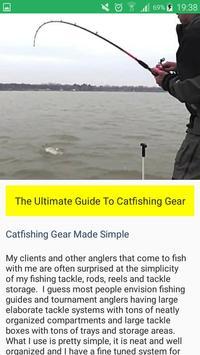Catfish Fishing screenshot 4