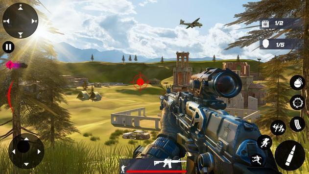 Terrorist Army FPS Combat Assassin Mission screenshot 5