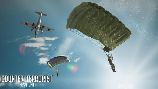 Terrorist Army FPS Combat Assassin Mission screenshot 9
