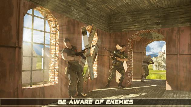 Terrorist Army FPS Combat Assassin Mission screenshot 1