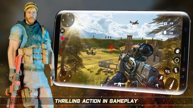Terrorist Army FPS Combat Assassin Mission screenshot 2