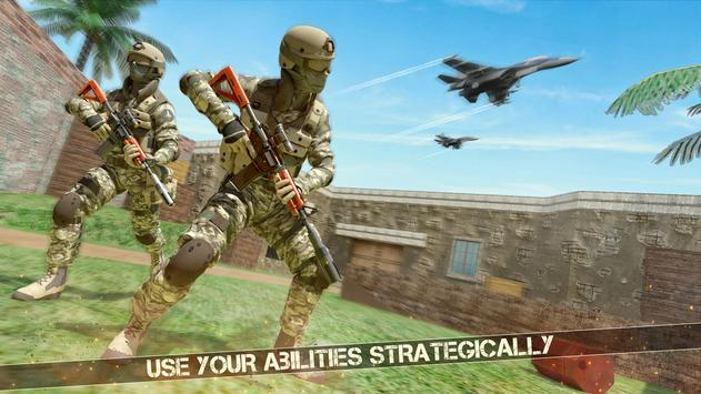Modern Counter Attack OPS Mission screenshot 1
