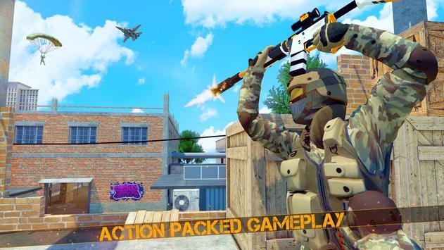 IGI Shooter Warfare Battleground poster