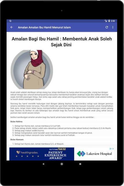 Doa Bagi Ibu Hamil Dalam Islam For Android Apk Download