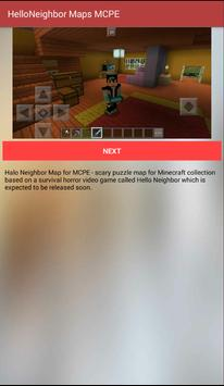 Hello Neighbor Maps MCPE screenshot 1