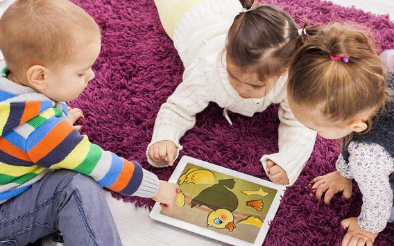 Puzzle enfant en tout-petits - Animaux capture d'écran 6