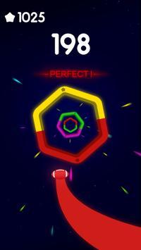 Helix Color Rush screenshot 2