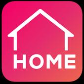 Oda Planlayıcısı: Ev Dizaynı ve 3D Ev Tasarımcısı simgesi