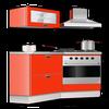 3D Кухни для ИКЕА: планировщик интерьера комнаты иконка