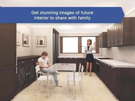 3D Kitchen Design for IKEA: Room Interior Planner screenshot 10