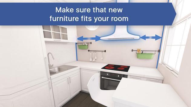 3D Kitchen Design for IKEA: Room Interior Planner screenshot 1