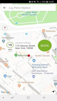 Accessible Dispatch NYC screenshot 1
