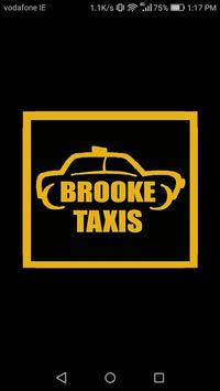 Brooke Taxis poster