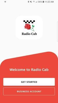 Radio Cab постер