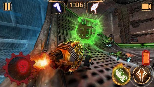 Rocket Car Ball screenshot 7
