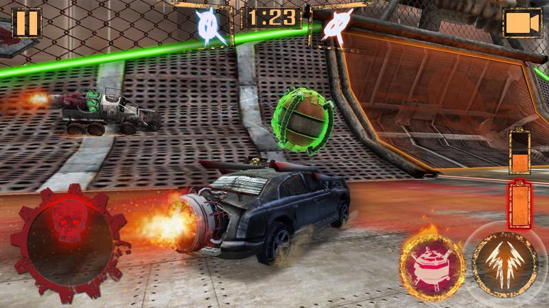 Rocket Car Ball for Android - APK Download
