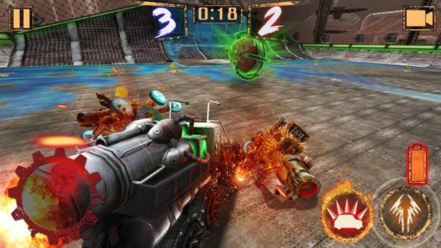 Rocket Car Ball screenshot 11