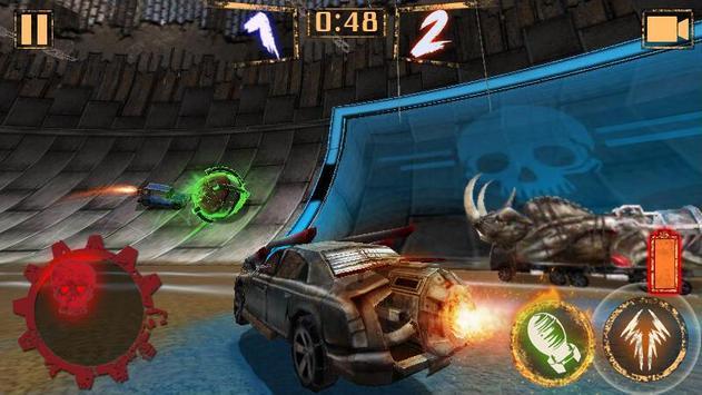 Rocket Car Ball screenshot 22