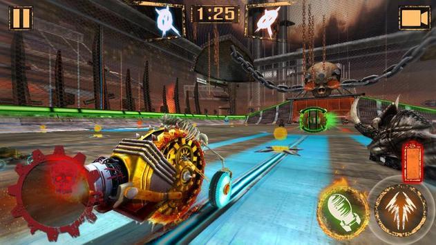 Rocket Car Ball screenshot 1